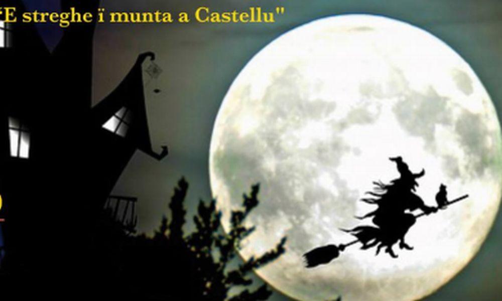 Stasera l'appuntamento da non perdere: Halloween a Diano Castello con bus navetta gratuito