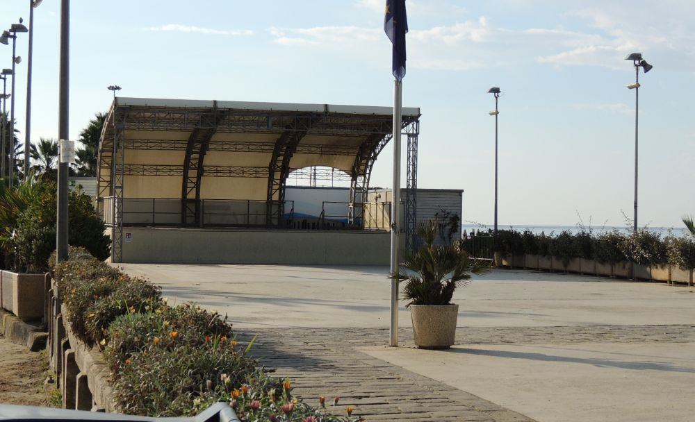 Il Comune di Diano Marina vuole fare più manifestazioni al Molo delle Tartarughe e sta pensando a come migliorarlo