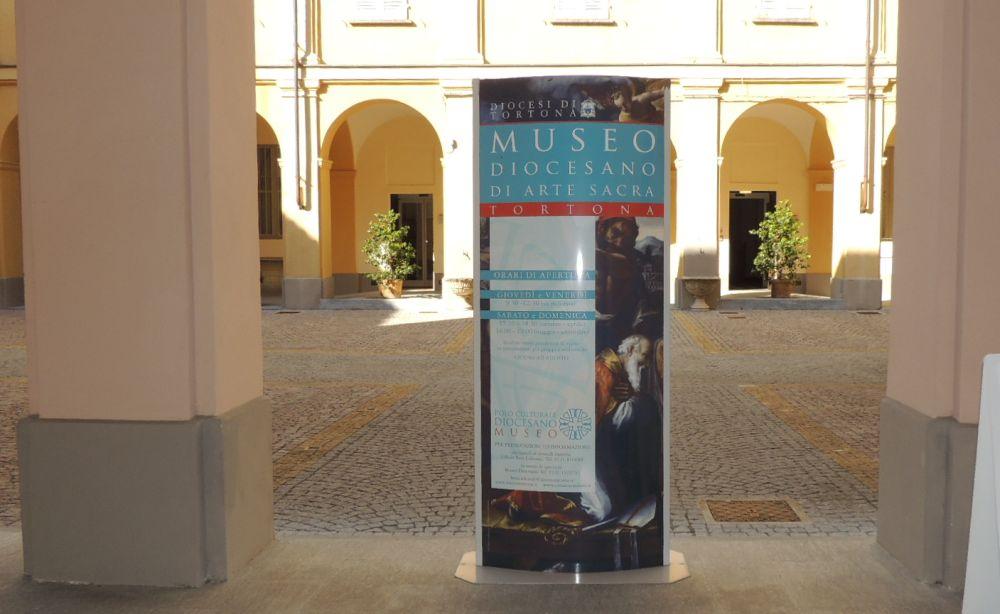 Giovedì al Museo Diocesano di Tortona un incontro con l'artista italo-argentino Raul Gabriel