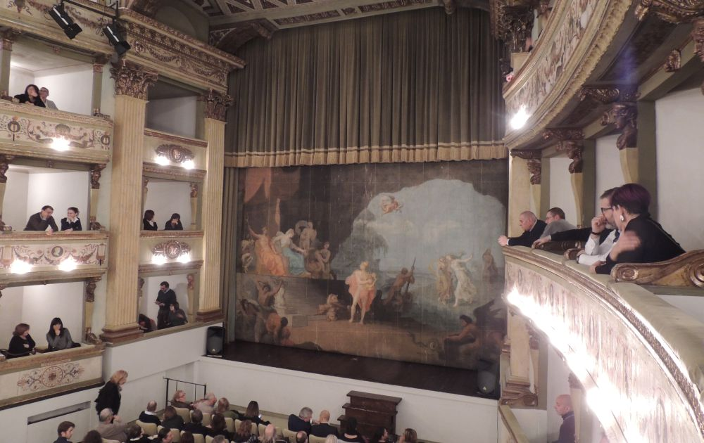 Rinviato al 4 maggio lo spettacolo in programma ieri sera al teatro Civico di Tortona