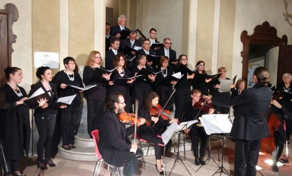 Sabato a Novi Ligure il concerto della corale novese