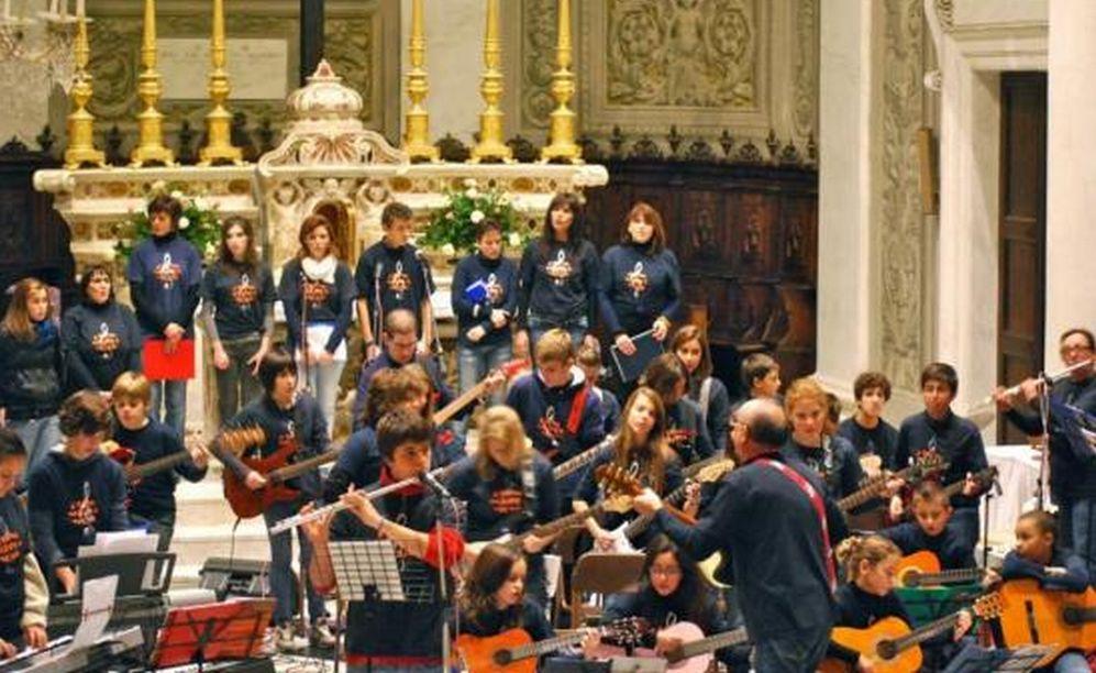 I giovani della Diano School music giovedì in concerto alla chiesa parrocchiale di Diano Marina