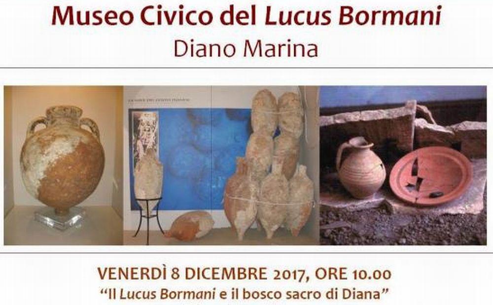 Venerdì mattina apertura straordinaria e visita guidata al Museo di Diano Marina
