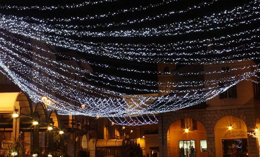 Luminarie di Natale: Sanremo non è l'unico comune a pagarle ma così la situazione non va