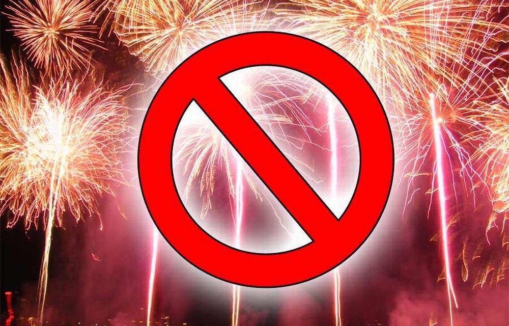 A Tortona vietati i botti di Capodanno