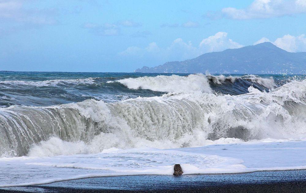 mareggiata di ottobre, arrivano gli aiuti per il Ponente Ligure