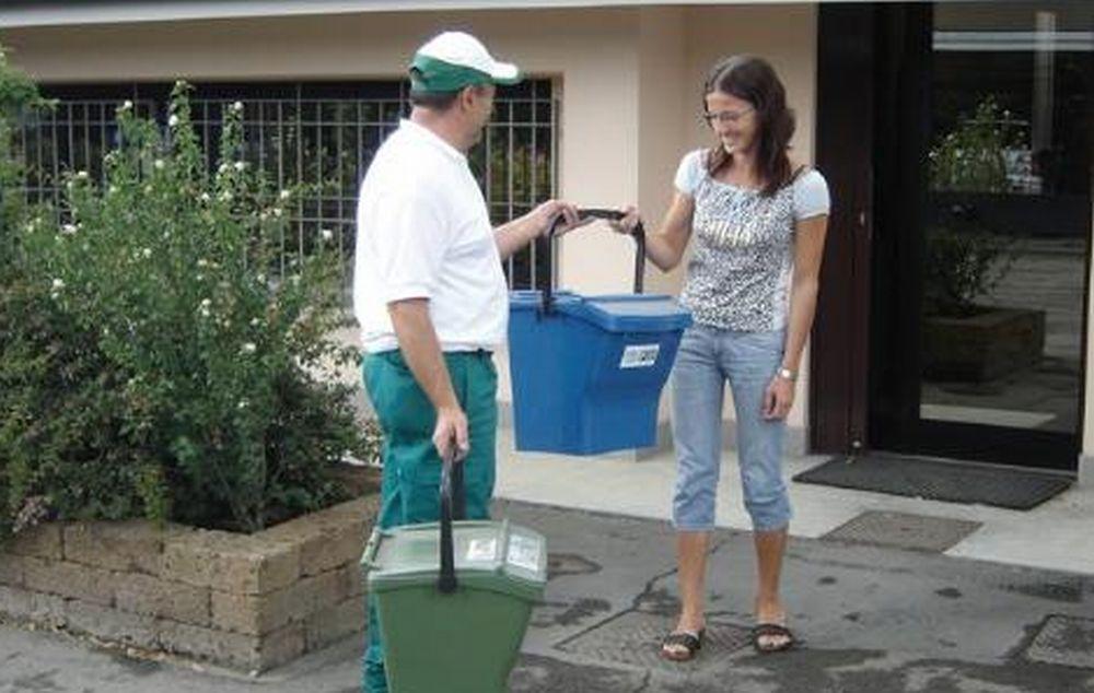 Da Lunedì prende il via il nuovo sistema di raccolta rifiuti a Castelnuovo Scrivia