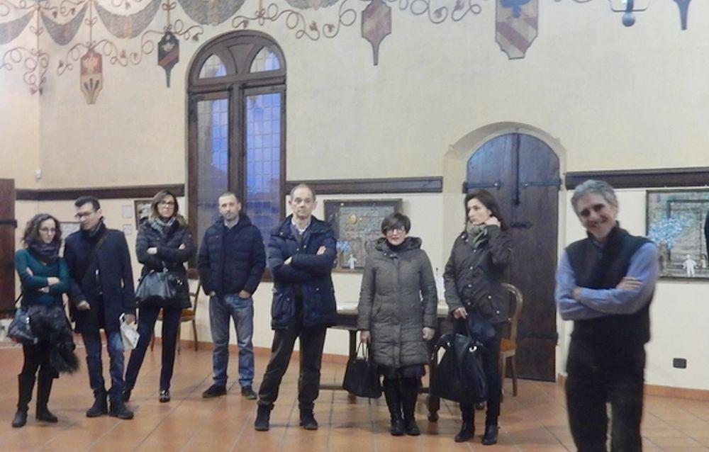 """Non sapete cosa fare a Pasqua? A Castelnuovo c'è la mostra """"parole in trasformazione"""" prorogata per il successo"""