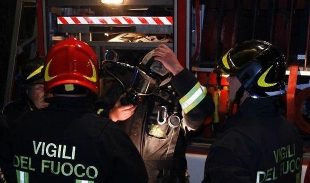 Si incendia una cascina a San Salvatore Monferrato, ingenti i danni ma nessun ferito per fortuna