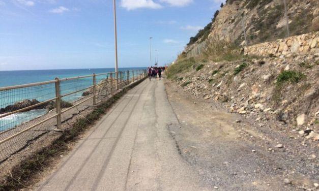 Il Comune di Diano Marina dà il via a lavori di sicurezza sull'Incompiuta per 138 mila euro