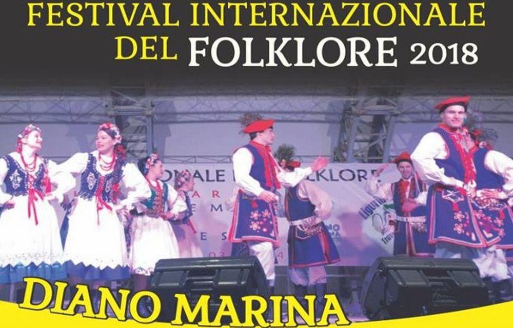 Annullato il festival del Folklore a Diano marina