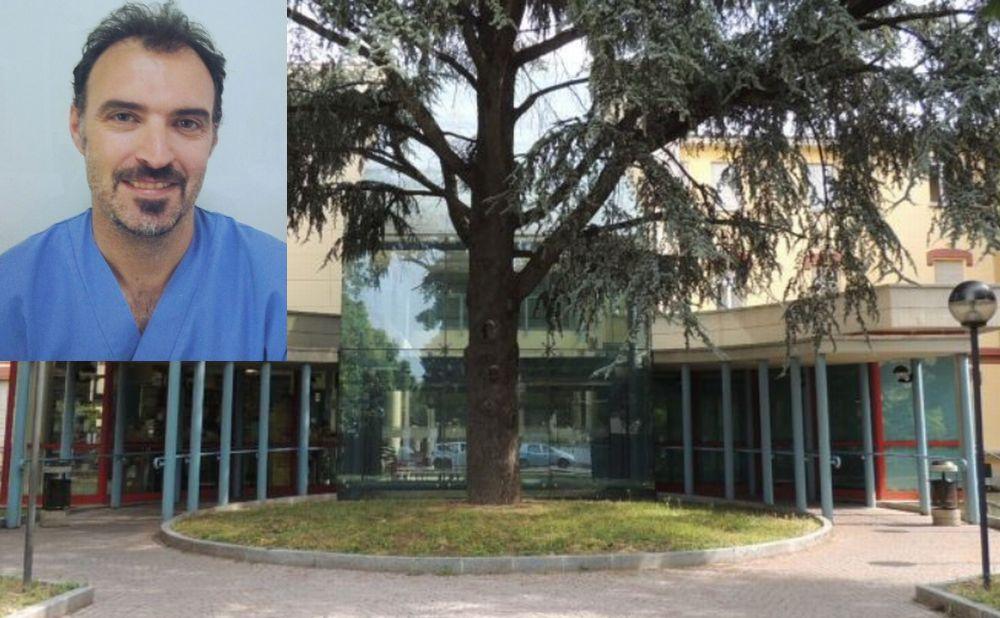 All'ospedale di Tortona il nuovo primario di Ortopedia usa una tecnologia innovativa basata sui sensori