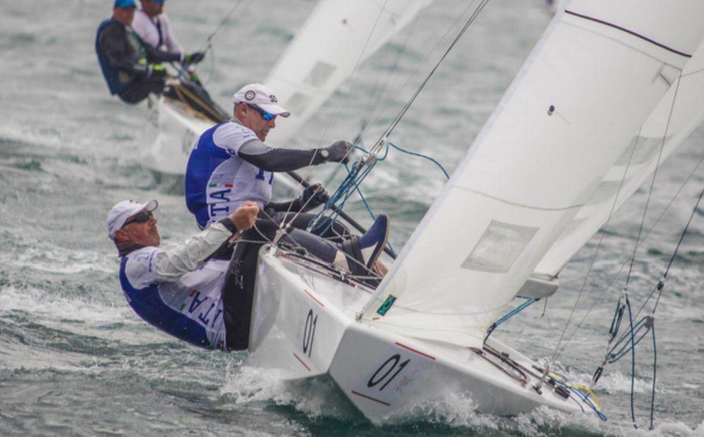 Il dianese Diego Negri quinto al Campionato del Mondo di vela a Porto Cervo