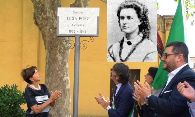 Diano Marina entra nella storia della prima avvocata donna d'Italia, commemorata a Verona
