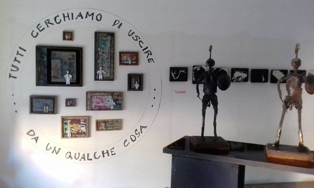 Venerdì a Sale si inaugura un'interessante mostra artistica
