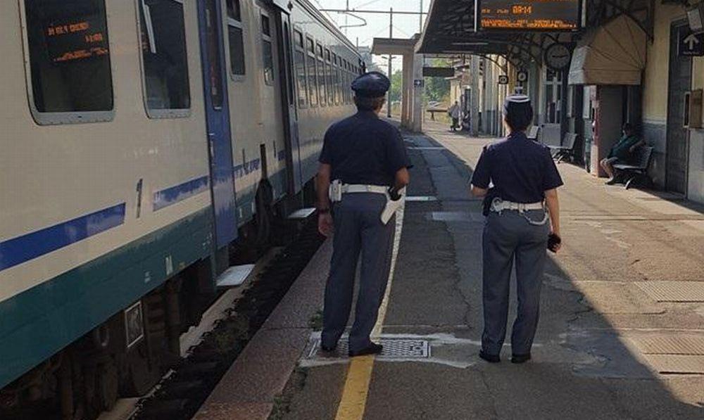 Controlli straordinari della Polfer in tutte le stazioni della provincia di Alessandria