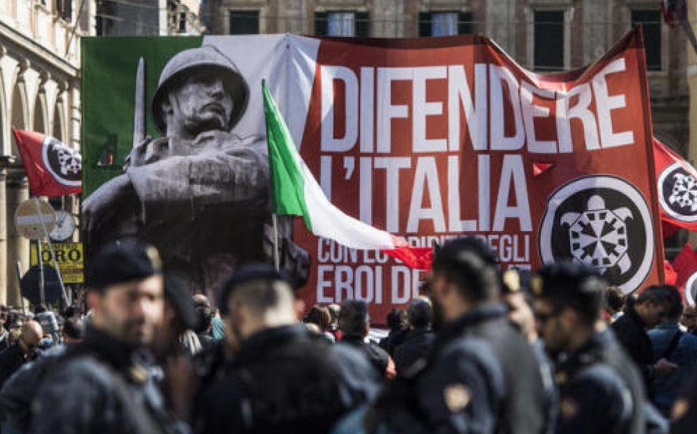 """A Tortona l'Anpi contro Casapound: """"Affronto alla democrazia"""". La replica: """"Lavoriamo per il bene della città"""""""
