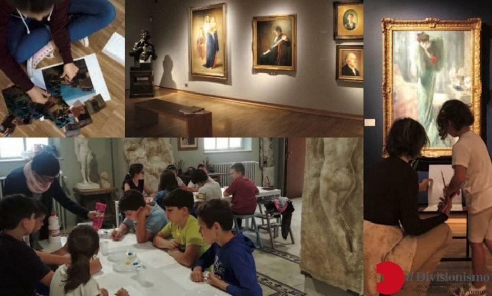 Tortona, il Museo del Divisionismo presenta il programma didattico per le scuole