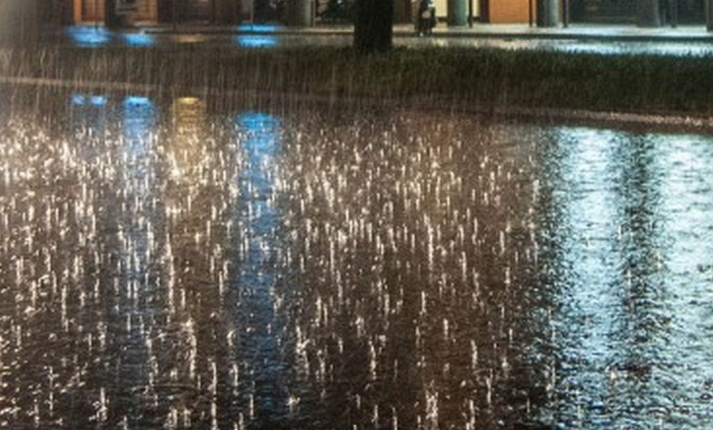 C'è il temporale in Bassa Valle Scrivia, la gente si spaventa e tempesta di chiamate i pompieri