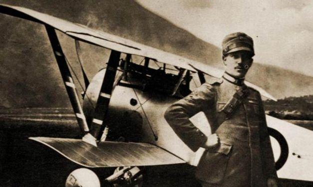 Personaggi Alessandrini: il tortonese Ernesto Cabruna, l'aviatore