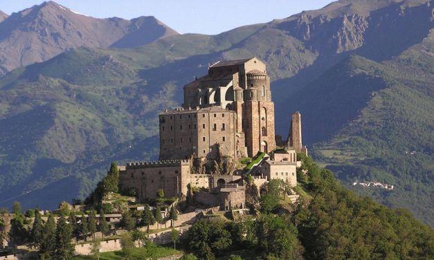 Viaggiareoggi: la Sacra di San Michele in Val Susa, un fiore all'occhiello del Piemonte