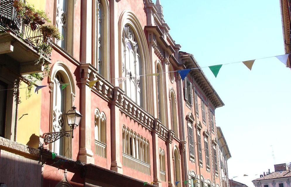 Domenica conferenza alla Sinagoga di Alessandria