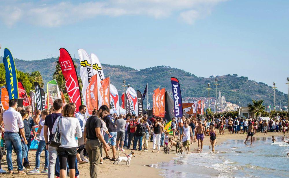 Da Giovedì a Diano Marina c'è la grande kermesse del Wind Festival