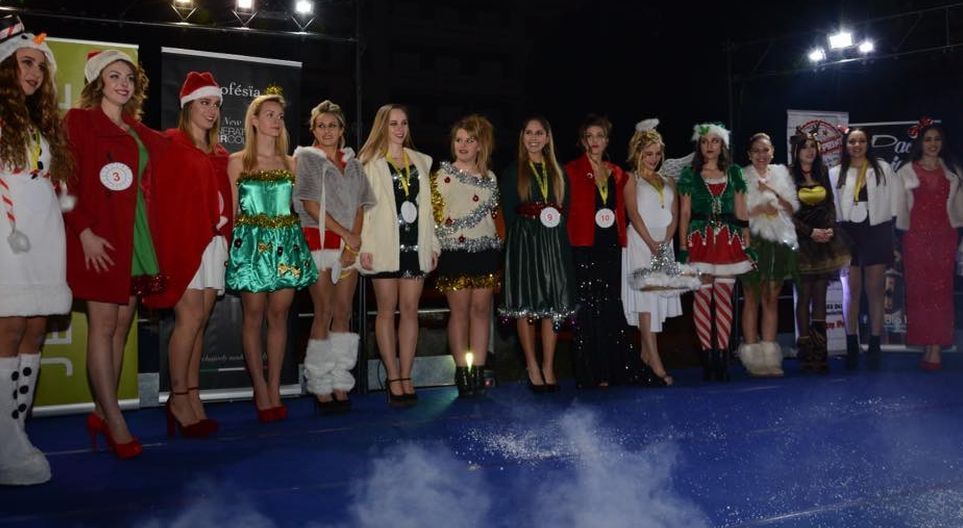 Tutto pronto per Miss Inverno a Imperia