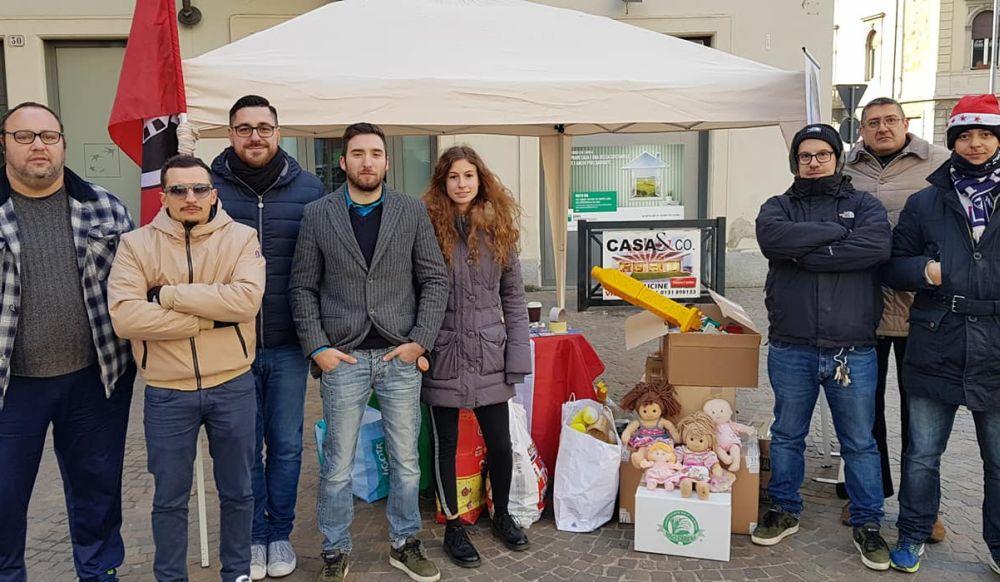 Azione Tortona raccoglie giocattoli per i bambini meno fortunati