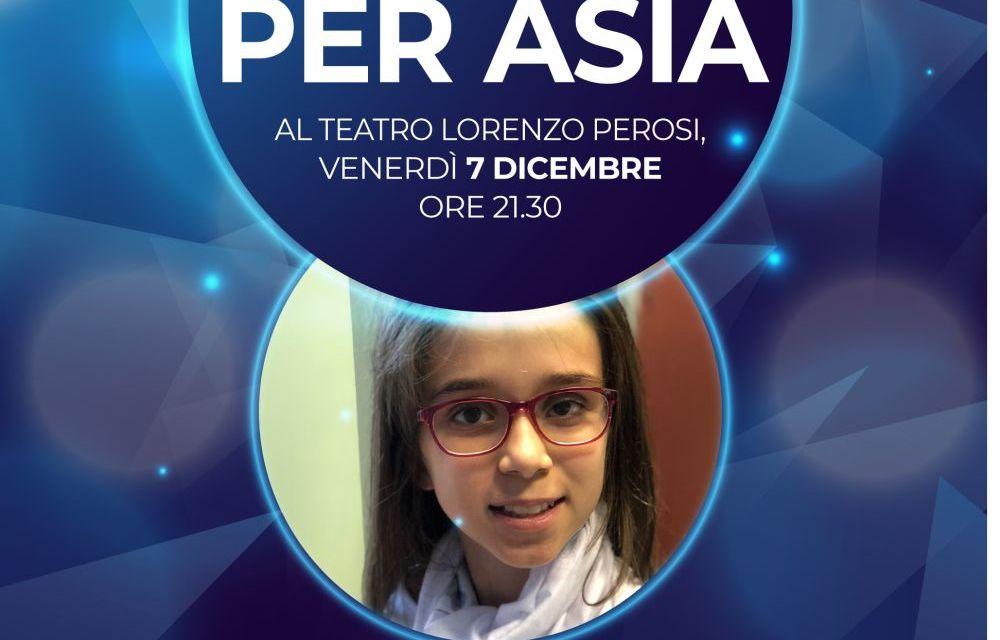 Venerdì a Pozzolo un concerto di beneficenza per Asia, bimba affetta da una grave malattia