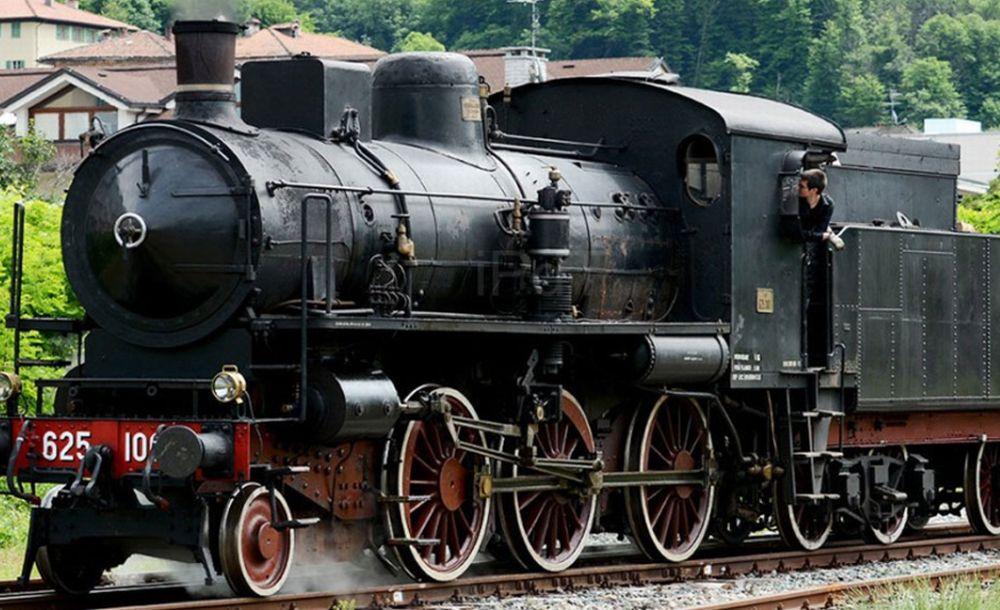 Domenica torna il treno a vapore tra langhe e monferrato