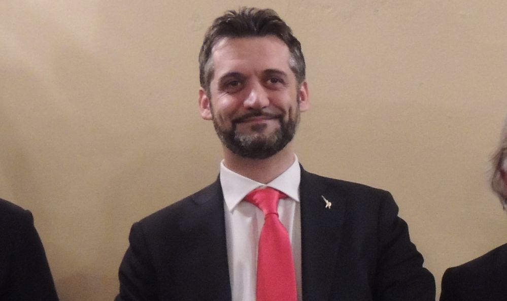 Federico Chiodi e la coalizione di Centro Destra presentano i candidati al Consiglio comunale di Tortona