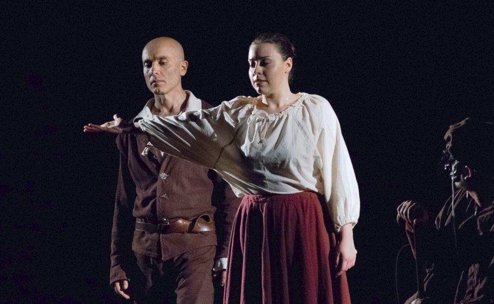 """La compagnia teatro della juta al Giacometti di Novi ligure torna in scena """"La bisbetica domata"""""""