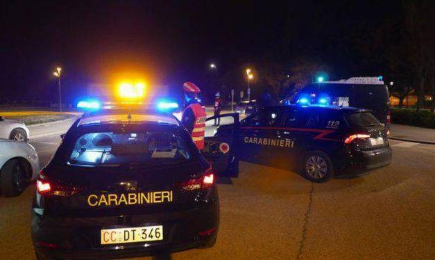 A Viguzzolo I carabinieri impongono l'alt a due malviventi e nasce un inseguimento in paese