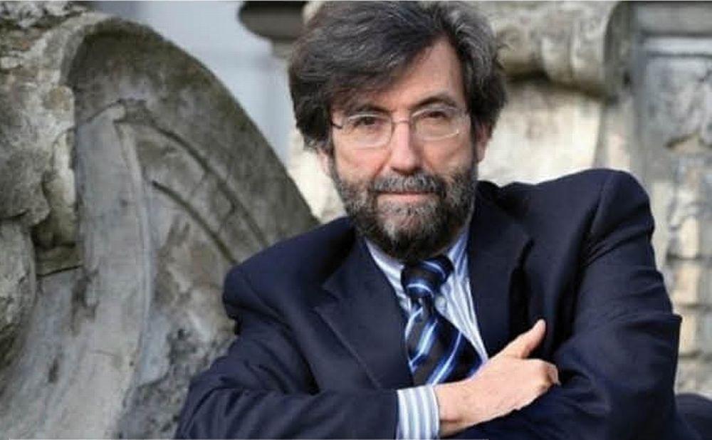 """Ernesto Galli della Loggia a """"La Torre di Carta"""" a Novi Ligure"""
