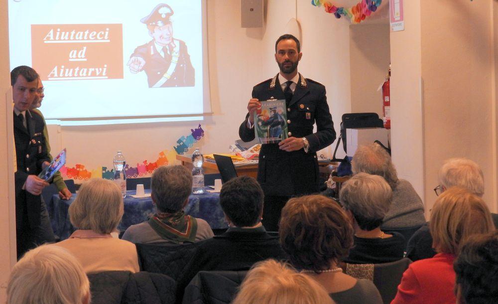 Bordighera: proseguono gli incontri informativi organizzati dai carabinieri