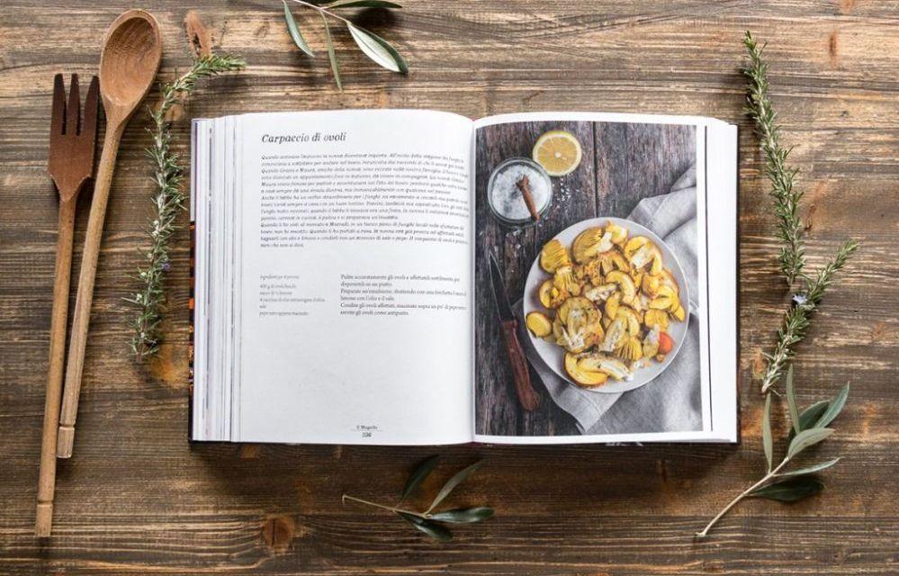 Un libro sulla cucina della casalese Luigina Groppo perché  In cucina non c'è nulla da sprecare
