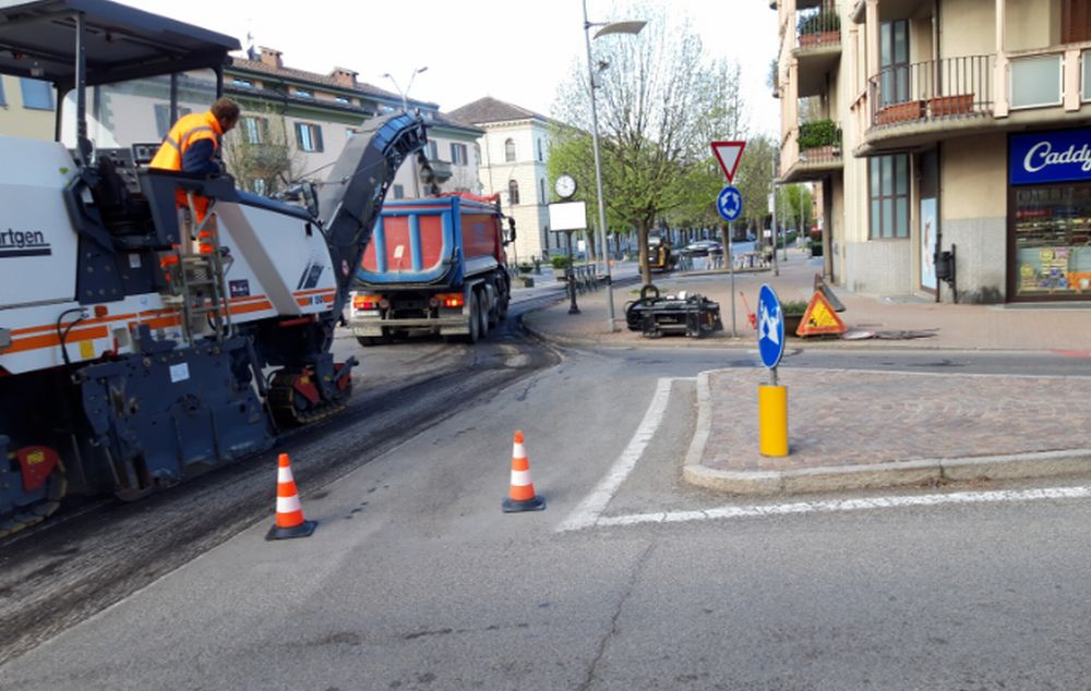 Da domani a Novi Ligure si aggiusta l'acquedotto in via Crispi