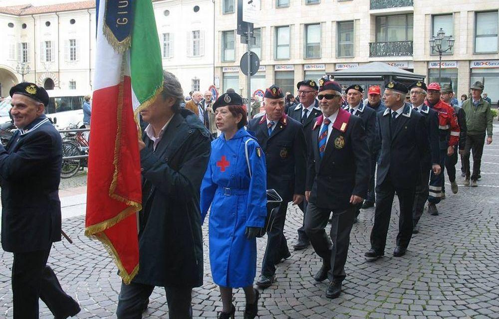 A Tortona celebrato l'Anniversario della Liberazione col Vescovo,  le associazioni dei combattenti e…