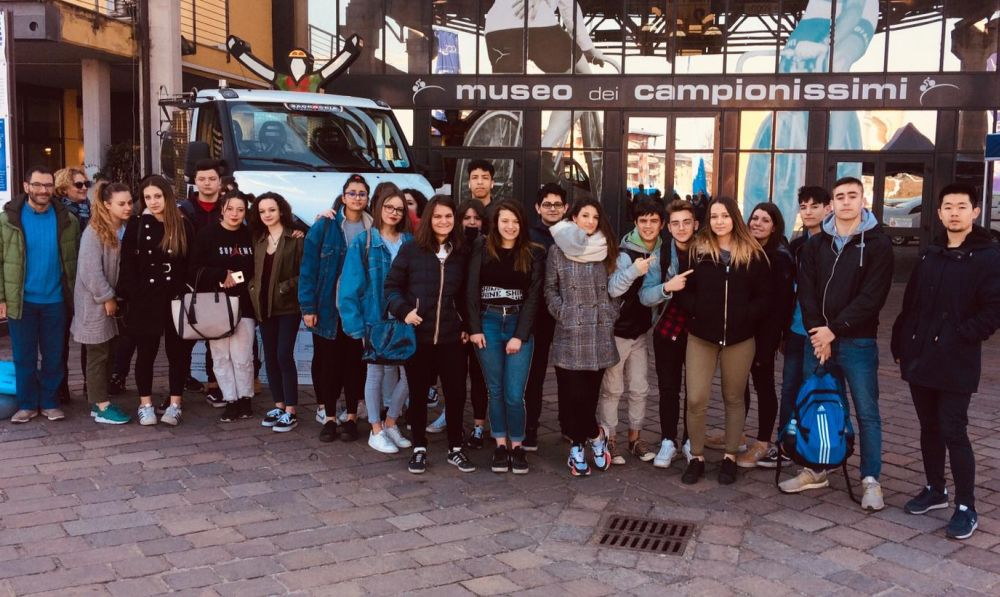 Gli studenti del Marconi di Tortona al Festival delle conoscenze