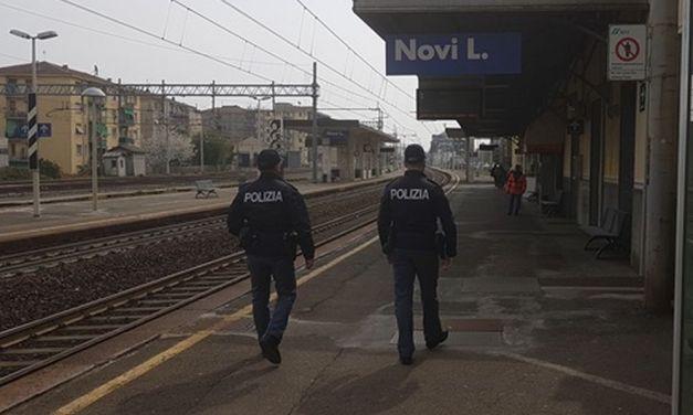 30enne nigeriano aggredisce una donna, individuato dalla Polfer di Novi Ligure