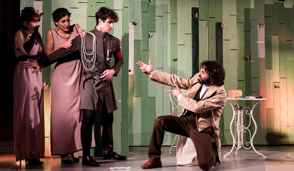 La Signorina Papillon di Stefano Benni Al Teatro Ambra di Alessandria