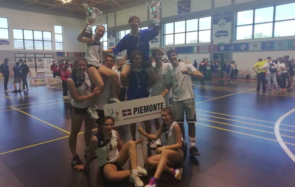 Il liceo Amaldi di Novi Ligure  secondo ai Campionati nazionali di Badminton