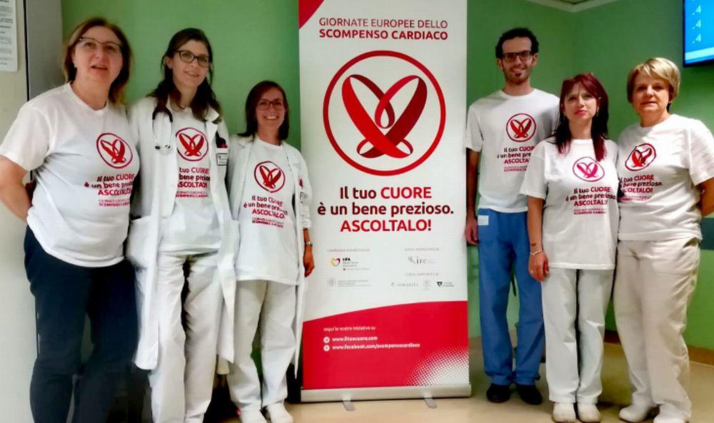 Ad Alessandria informazioni e misurazioni in occasione delle Giornate Europee dello Scompenso Cardiaco