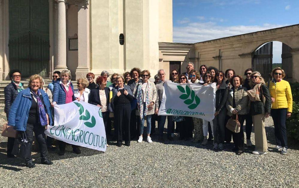 Assemblea di Confagricoltura Donna Piemonte all'Abbazia di Lucedio