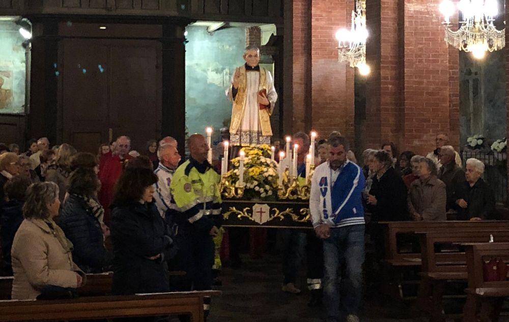 A Pontecurone celebrata la festa di San Luigi Orione presieduta da Don Alessandro D'Acunto