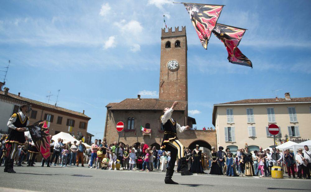 Castelnuovo Scrivia si prepara a vivere un week end fantastico con un tuffo nel Medioevo