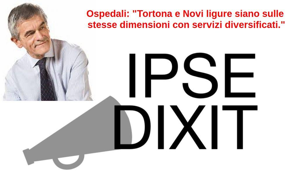 """Ipse Dixit di Chiamparino nel 2014: """"Mi attiverò fino in fondo per garantire il completamento dell'ospedale di Tortona"""""""