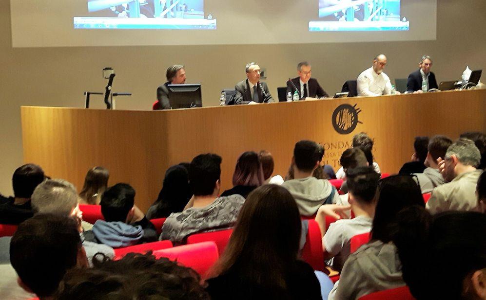 Rendere efficace il rapporto scuola e industria convegno organizzato dal Marconi di Tortona