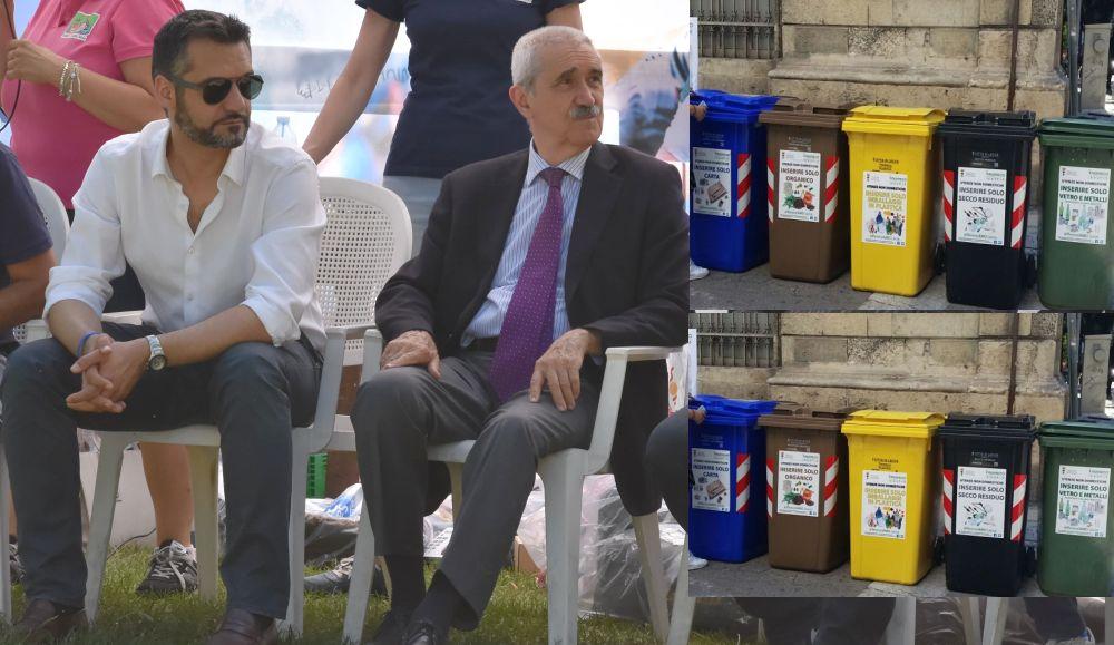 """Chiodi e Cabella ai ferri corti col Consorzio rifiuti: """"Non rappresenta più i Comuni"""" Per logica, adesso, il cda dovrebbe dimettersi"""